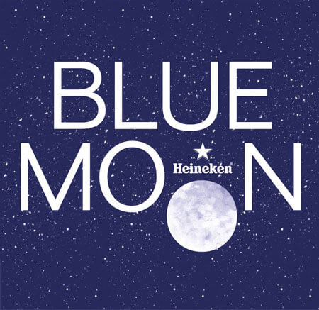 Blue Moon By Heineken